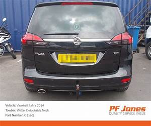 Opel Zafira 2012 : vauxhall zafira tourer 2012 on detachable neck tow bar ~ Jslefanu.com Haus und Dekorationen