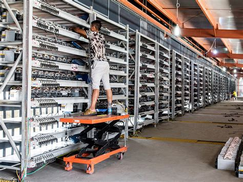 bitcoin digger why the bitcoin mines are in china ieee spectrum