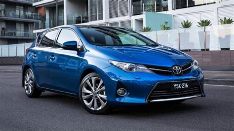toyota corolla levin zr review carsguide