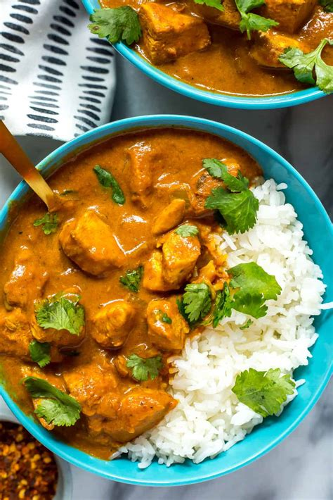 Same ingredients and instructions for steps 1 and 2. Instant Pot Chicken Tikka Masala - Eating Instantly