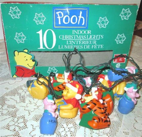 disney winnie the pooh boxed 10 light indoor