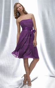 cheap purple bridesmaid dress bnnad1025 bridesmaid uk With robe de cocktail enfant