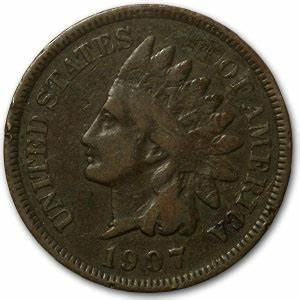 Apmex Charts 1907 Indian Head Cent Good Indian Head Cents 1859