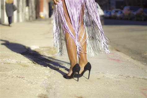 Proenza Schouler Fringed Skirt