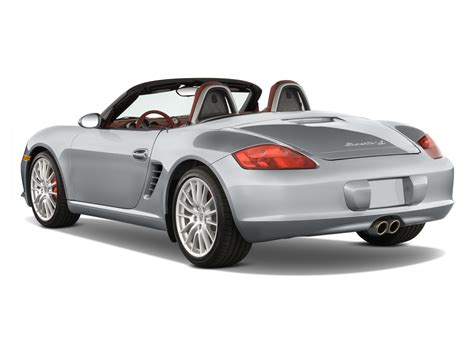 Porsche Convertible Sports Car
