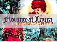 ACTIVITY SHEET Florante at Laura Crossword Puzzle – Pinoy
