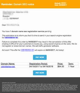 Rechnung Rechtsanwalt Nicht Bezahlen : vorsicht fake rechnung e mail domain notification nicht ~ Themetempest.com Abrechnung