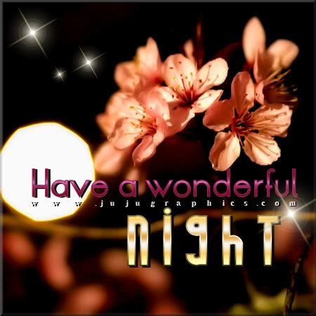 Have a wonderful night 4   Graphics, quotes, comments