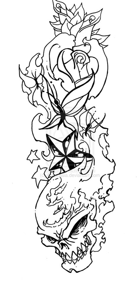 Tattoo Drawing Paper at GetDrawings | Free download