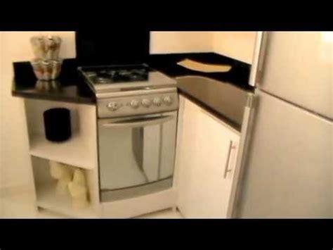cocinas de pvc granito  espacios reducidos youtube