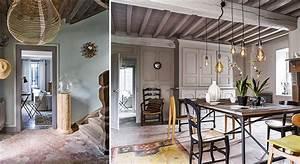 maison de campagne reportage avant apres idees With renovation maison de campagne