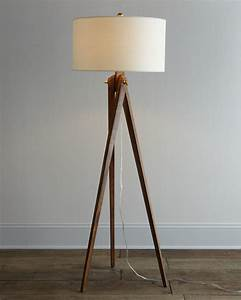 Tripod floor lamp traditional floor lamps other by for Floor lamp malaysia