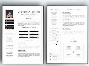 50 awesome resume templates 2016 for 2 page resume template