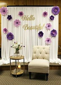 Bridal shower centerpieces bridal shower decorations for Wedding shower decor