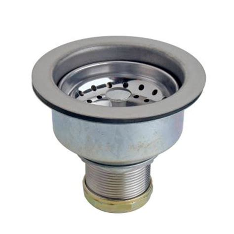 bathtub drain assembly home depot danco sink strainer assembly 9d00086803 the home depot