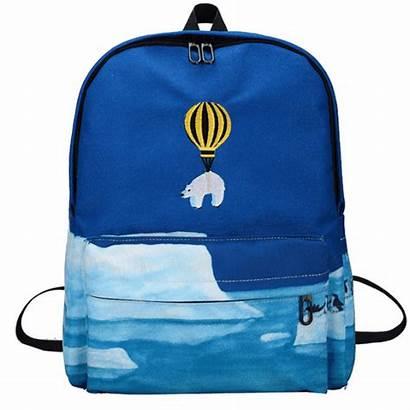 Backpack Holographic Acid Fly Boogzel