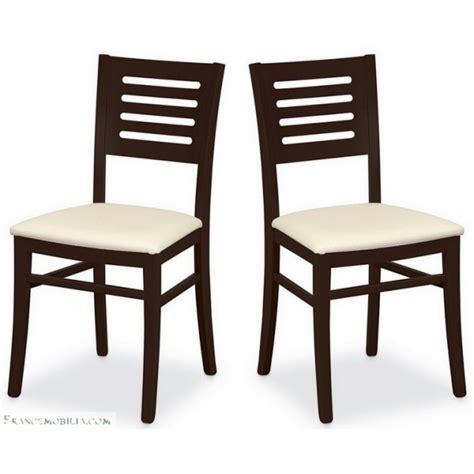 chaise de cuisine en cuir blanc ophrey com chaise cuisine en cuir prélèvement d