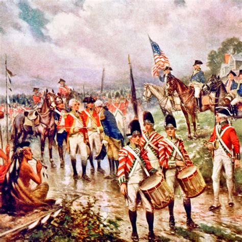 Battle Of Saratoga  Victory At Saratoga  Dk Find Out