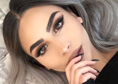 Best Eyebrow Trends To Upgrade Your Brow Game   Fashionisers