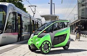 Kia Grenoble : electric urban mobility program debuts in france uses toyota i road trikes autoevolution ~ Gottalentnigeria.com Avis de Voitures