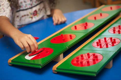 Mathematics - Little Explorers Montessori Plus