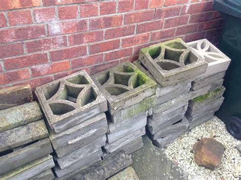 Garden Decorative Bricks by Decorative Concrete Blocks Uk Billingsblessingbags Org
