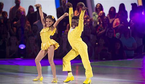 dancing   stars juniors week  dances  whos