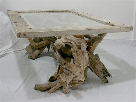 how to make driftwood furniture driftwood table