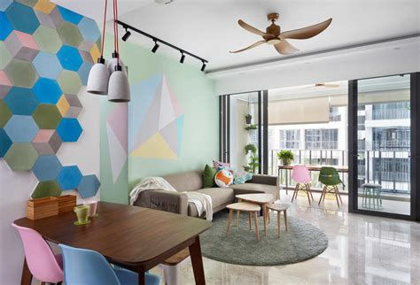 And Interiors by Pastel Hues In These 10 Modern Interiors Home Decor
