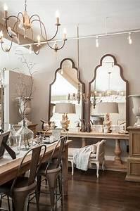 Miroir De Salon : grand miroir mural pour une d co l gante ~ Teatrodelosmanantiales.com Idées de Décoration