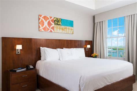 bedroom ocean front suites blue haven resort turks