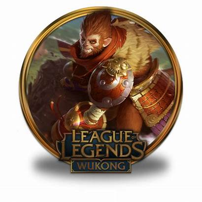 Icon Wukong League Legends Border Lol Icons