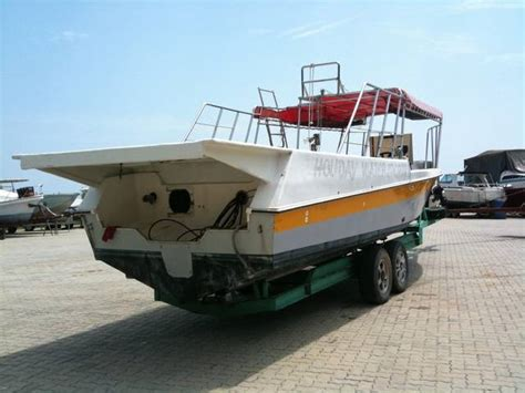 Mastercraft Boats Revenue by A 2010 Pre Owned Locally Built Para Sailing Winch Boat