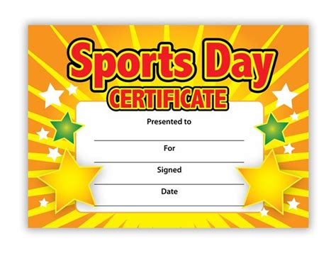 sports day certificate templates free 26 best images about sports day on sports