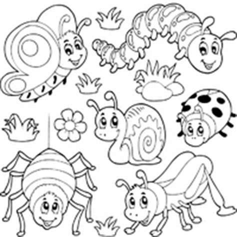 bugs and insects tons of coloring pages on this site 391 | 1279e22d4c9af544fb34845cf58bbc4b