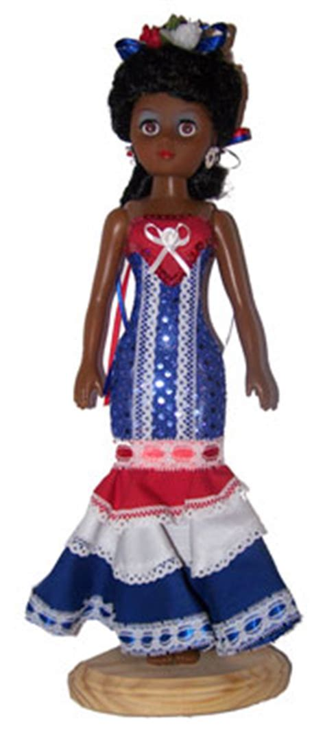 Black Cuban Doll: CubanFoodMarket.com
