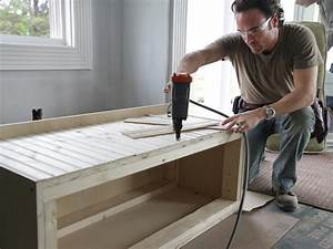 How to Build a Window Bench Seat how-tos DIY