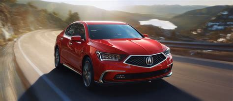 2018 acura rlx gets a new face will anyone care the