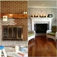 brick fireplace remodel Best 25+ Brick fireplace remodel ideas on Pinterest   Brick fireplace makeover, Update brick ...