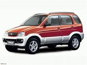 Daihatsu Terios 2000 2001 2002 2003 2004 2005 2006 Service