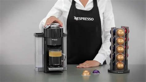 Nespresso Vertuoline Evoluo How To  Directions For Use Youtube