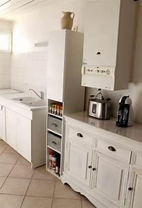 Tiroir De Cuisine : fabriquer des tiroirs de rangement avec des caisses de vin ~ Teatrodelosmanantiales.com Idées de Décoration