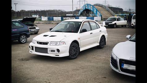 Mitsubishi Evo Rs by 1999 Mitsubishi Lancer Evo 6 Rs As