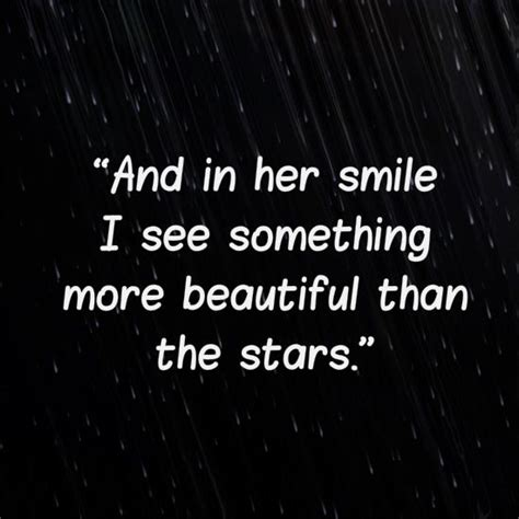 smile     beautiful   stars lovequotes words