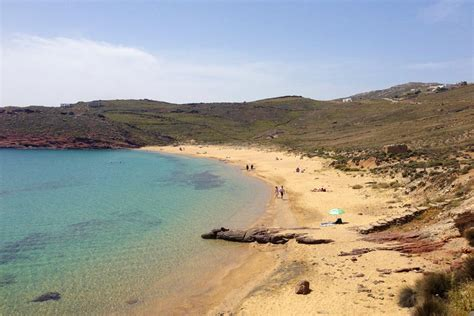 Agios Sostis Beach Mykonos Tourist Guide To The Secluded