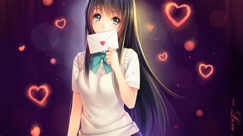 anime girl hd  wallpaper youtube