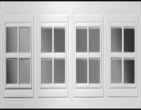 garage door plastic window inserts replacements tiptop garage door replacements what you dont about