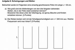 Wirkungsgrad Berechnen Physik : schwingungen und wellen nanolounge ~ Themetempest.com Abrechnung