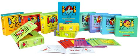 Reading Nooks Set by Bob Books 40 Years Of Best Selling Learn To Read Books