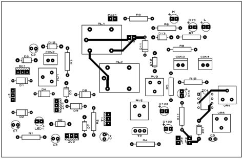 Lead Acid Battery Charger Circuit Engineering Projects